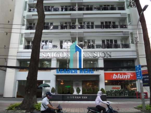 Saigon Mansion Building